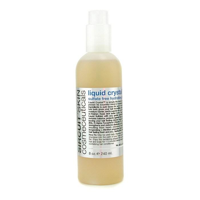 Sircuit Skin Cosmeceuticals Liquid Crystal Sulfate Free ...