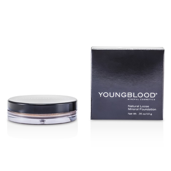 Youngblood New Zealand - Natural Loose Mineral Foundation - Toffee by Youngblood   Fresh™