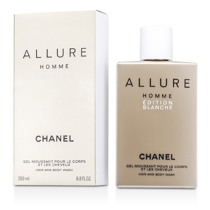 e3e4b1b5 Chanel Allure Homme Edition Blanche Hair & Body Wash (Made in USA) Men's  Fragrance
