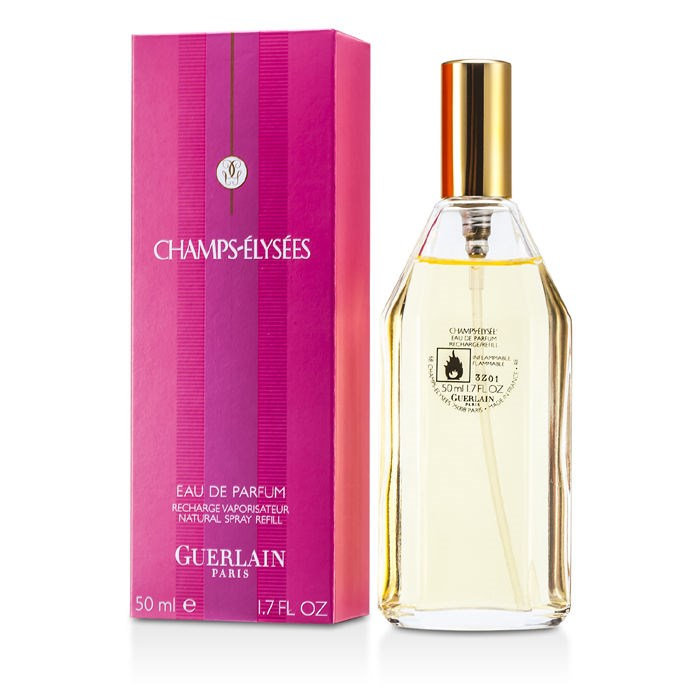 guerlain champs elysees edp spray refill fresh. Black Bedroom Furniture Sets. Home Design Ideas