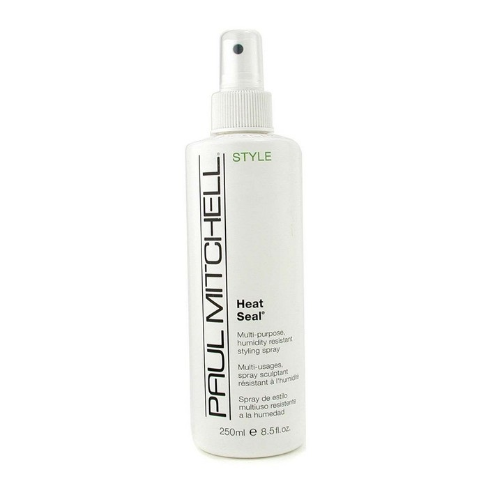 hair products for heat styling paul mitchell heat seal thermal protection and style for 3653