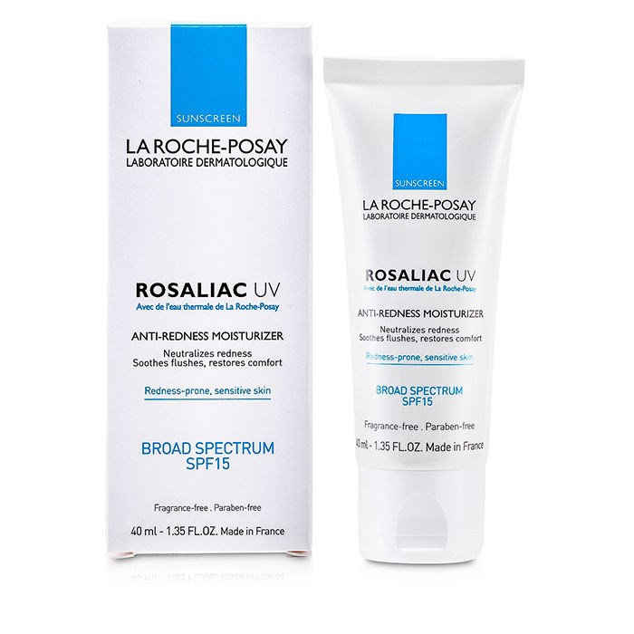 la roche posay rosaliac uv fortifying anti redness. Black Bedroom Furniture Sets. Home Design Ideas