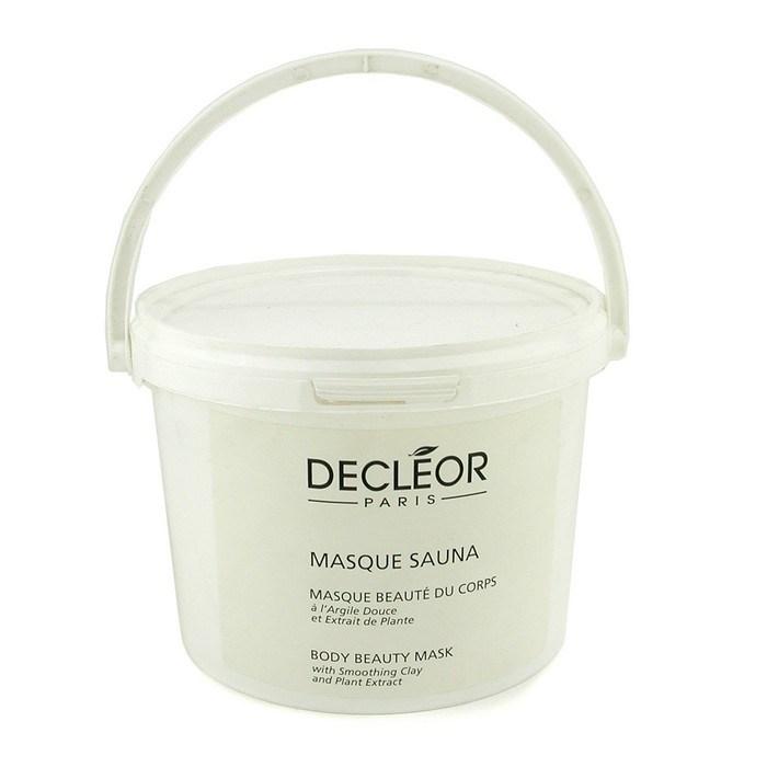 decleor masque sauna body beauty mask salon size fresh. Black Bedroom Furniture Sets. Home Design Ideas