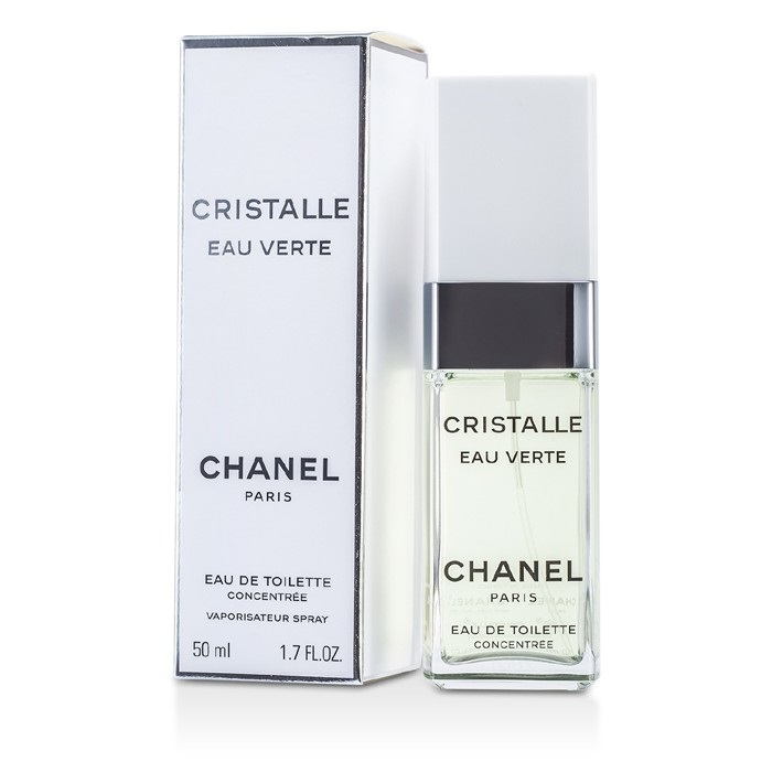chanel cristalle eau verte edt concentree spray fresh. Black Bedroom Furniture Sets. Home Design Ideas