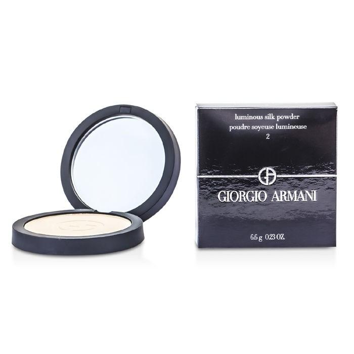 Giorgio Armani Luminous Silk Powder - # 2 Ivory   Fresh™
