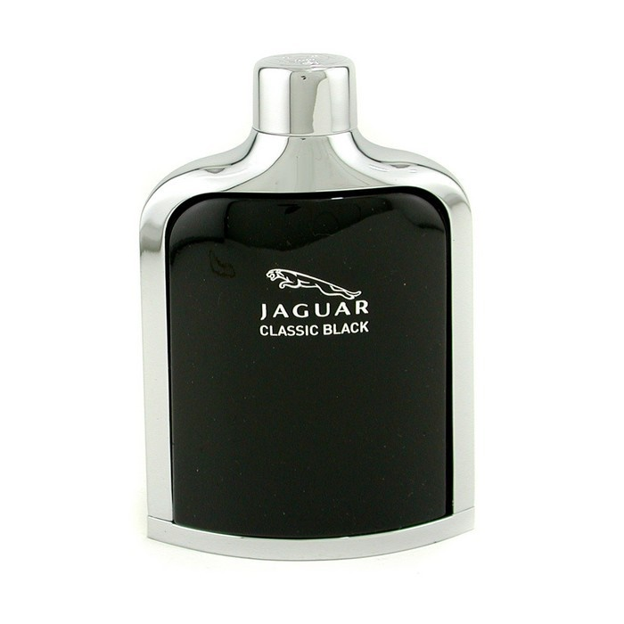 Jaguar Perfume Spray: Jaguar Classic Black EDT Spray