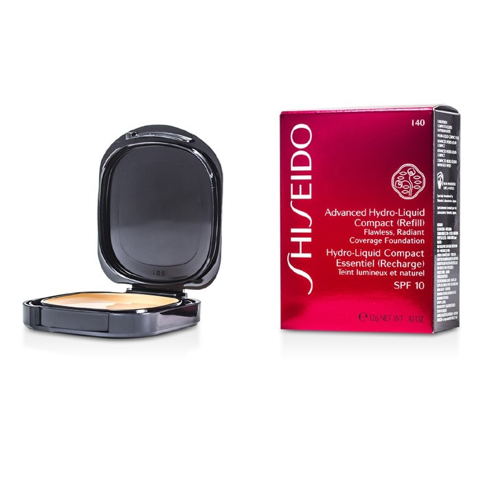 64df4ce58 Shiseido Advanced Hydro Liquid Compact Foundation SPF10 Refill - I40  Natural Fair Ivory. Loading zoom