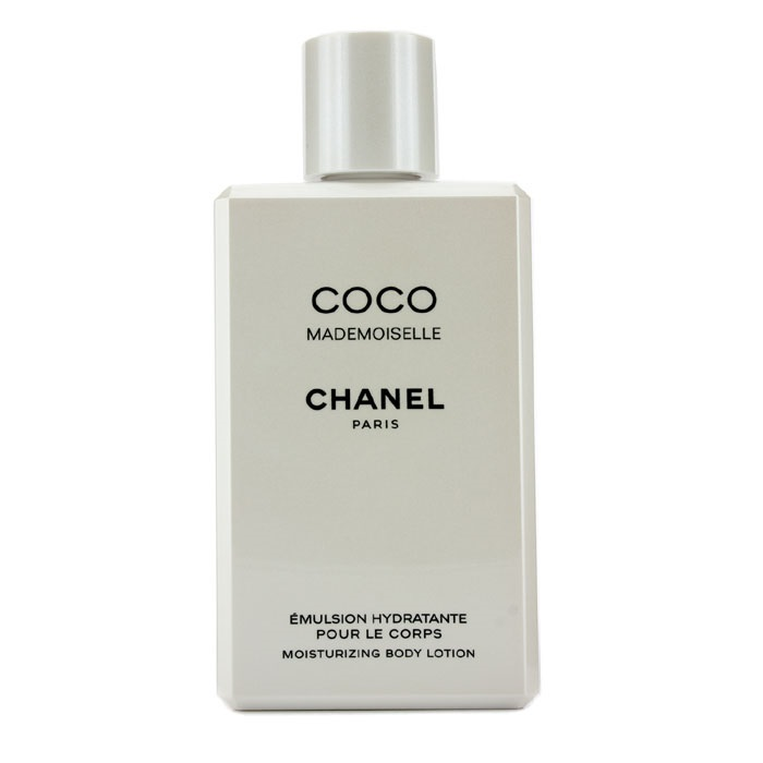 5477b68f Chanel Coco Mademoiselle Moisturizing Body Lotion (Made In USA) Ladies  Fragrance