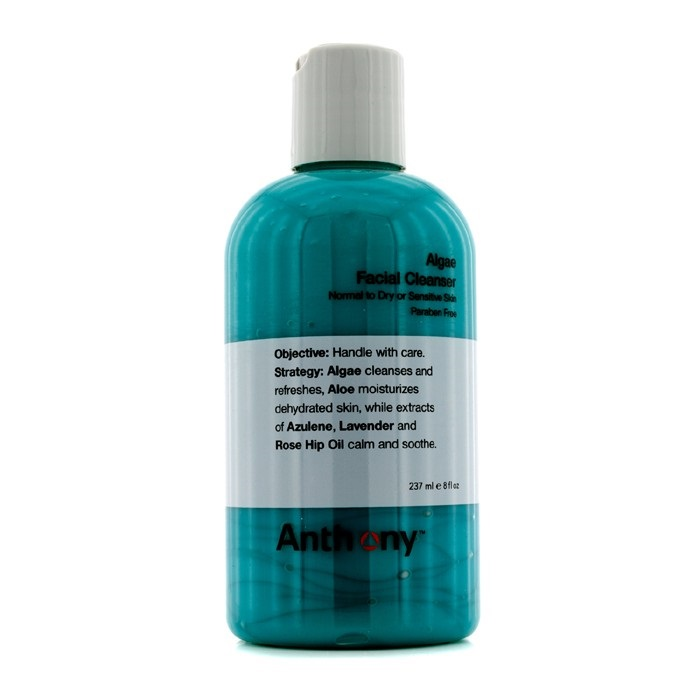 Anthony logistics algae facial