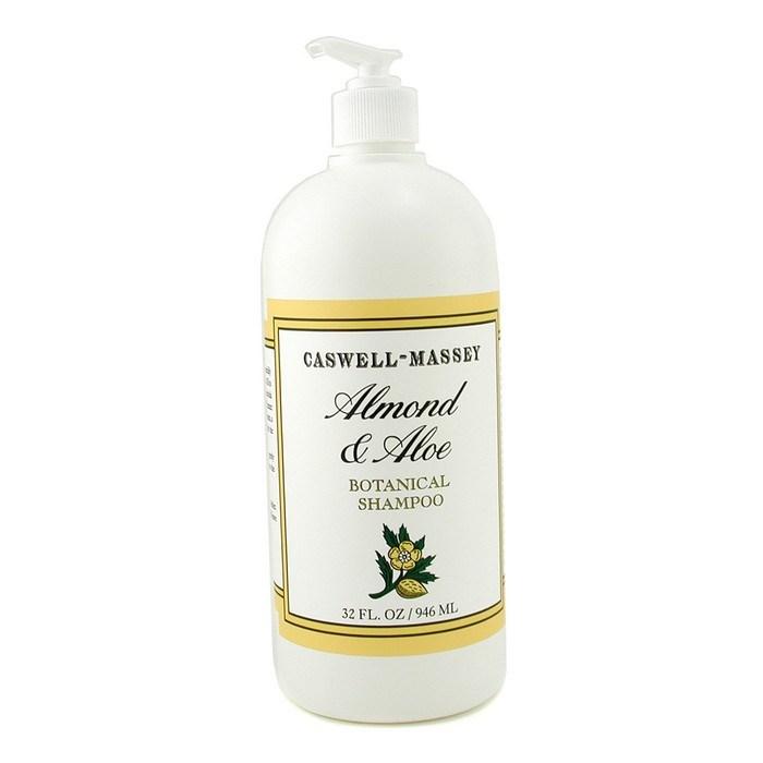 Caswell Massey Almond & Aloe Botanical Shampoo Hair Care