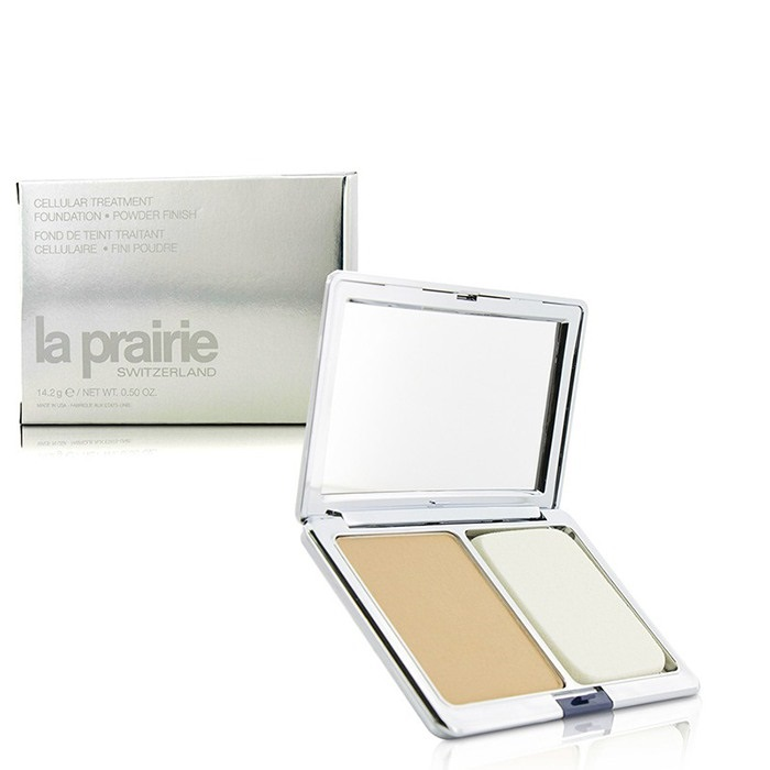 la prairie cellular treatment foundation powder finish beige dore new packaging fresh. Black Bedroom Furniture Sets. Home Design Ideas