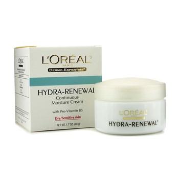 l oreal hydra renewal moisture cream