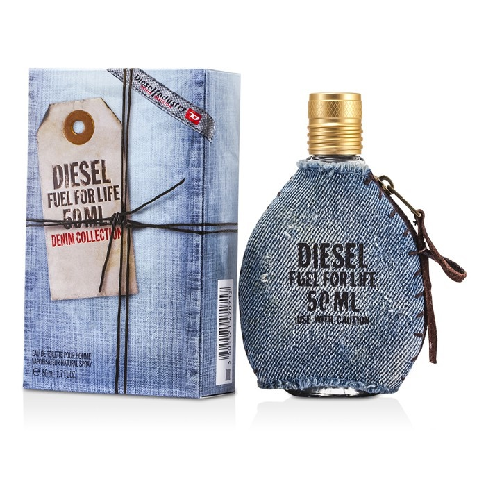 diesel fuel for life denim collection homme edt spray fresh. Black Bedroom Furniture Sets. Home Design Ideas