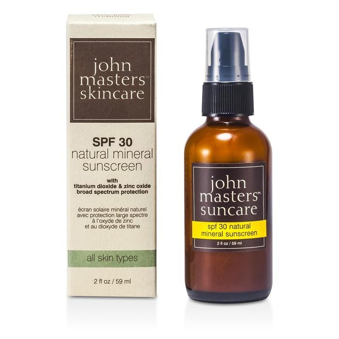 John Masters Organics Natural Mineral Sunscreen