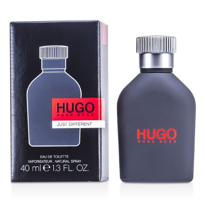 hugo boss hugo just different edt spray fresh. Black Bedroom Furniture Sets. Home Design Ideas