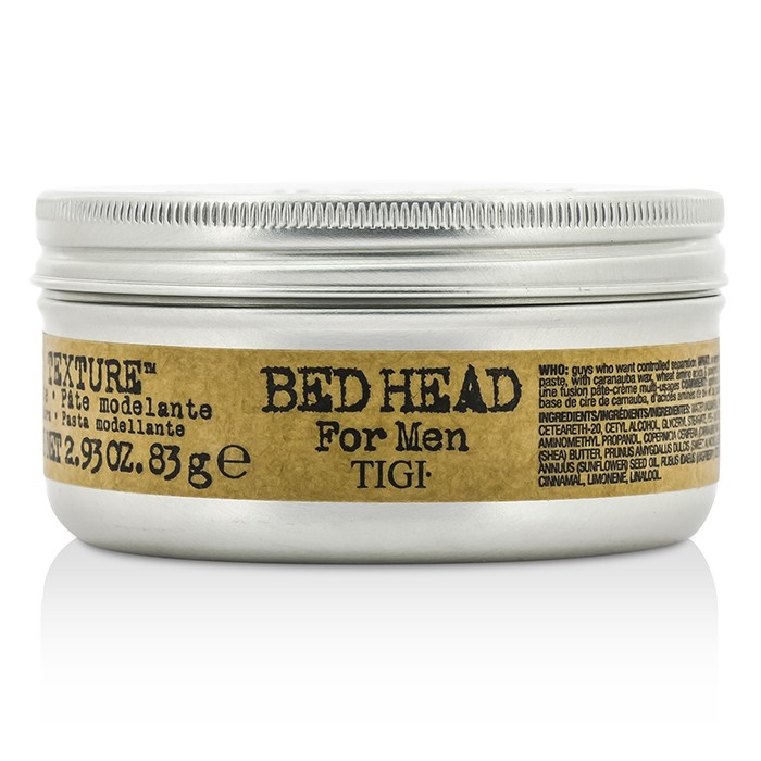 bed head b for men pure texture molding paste by tigi mr fresh. Black Bedroom Furniture Sets. Home Design Ideas