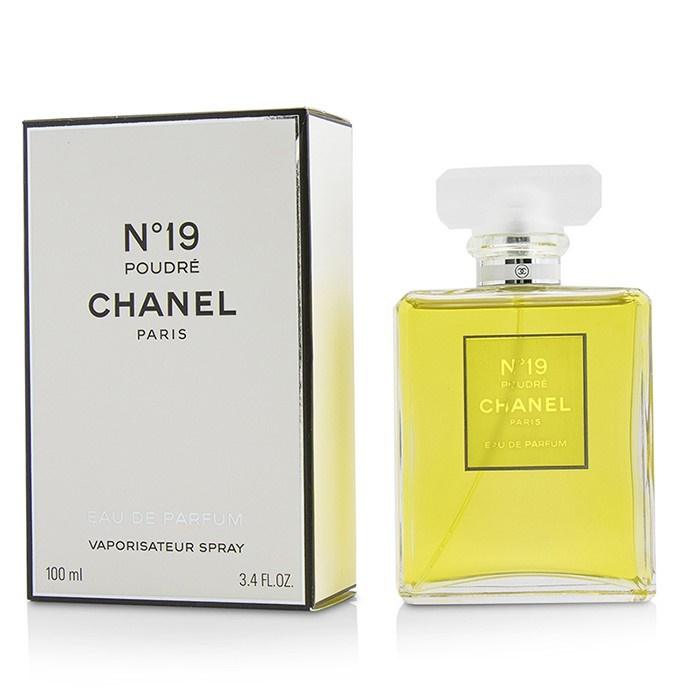 Chanel No.19 Poudre EDP Spray 100ml Women s Perfume 3145891194906  b66f7f22ad