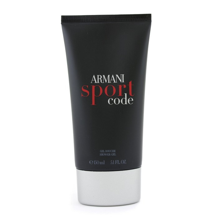 giorgio armani armani code sport shower gel fresh. Black Bedroom Furniture Sets. Home Design Ideas