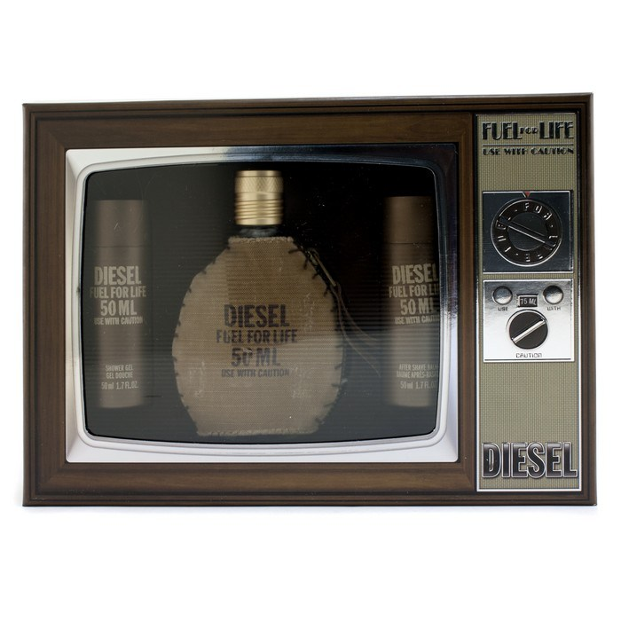 diesel fuel for life homme coffret edt spray 50ml. Black Bedroom Furniture Sets. Home Design Ideas