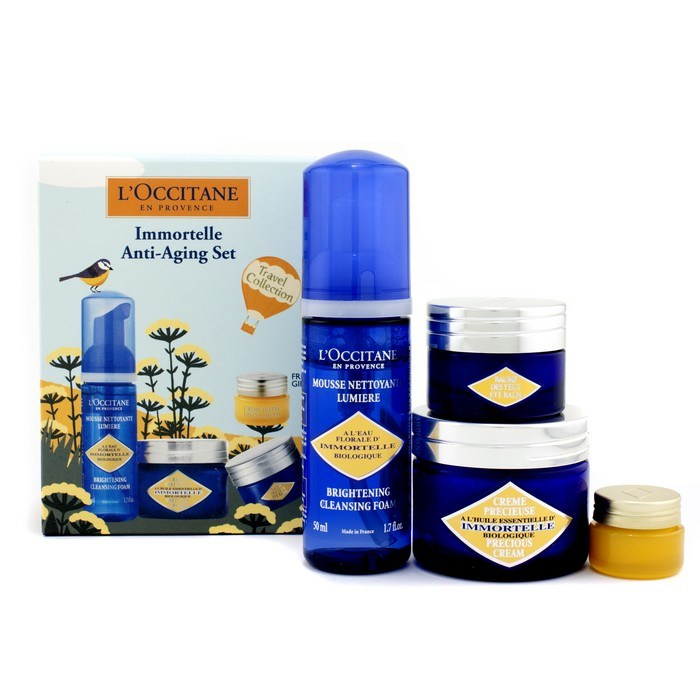 anti aging product analysis immortelle eye balm essay