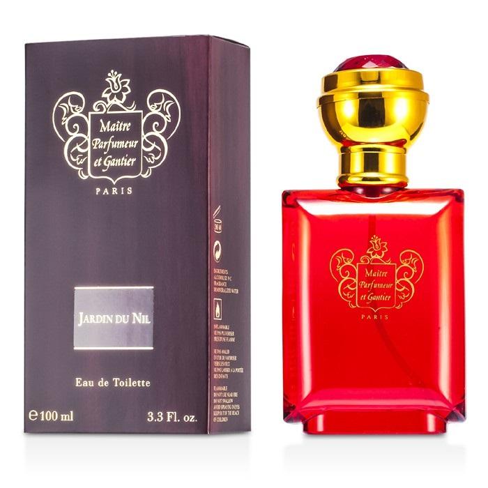 Jardin du nil edt spray maitre parfumeur et gantier f for Jardin du nil red wine