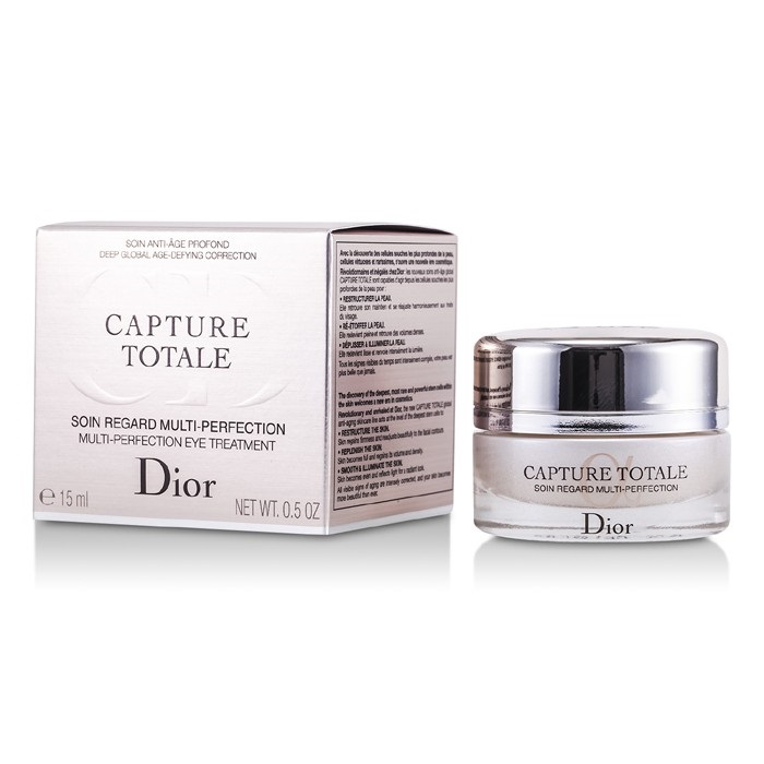 Christian Dior Capture Totale Soin Regard Multi Perfection