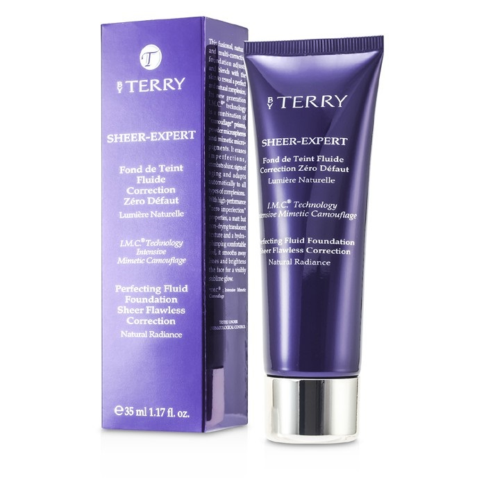 By Terry New Zealand - Sheer Expert Perfecting Fluid