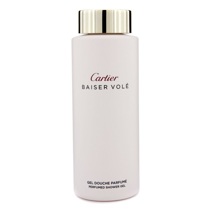 cartier baiser vole perfumed shower gel fresh. Black Bedroom Furniture Sets. Home Design Ideas