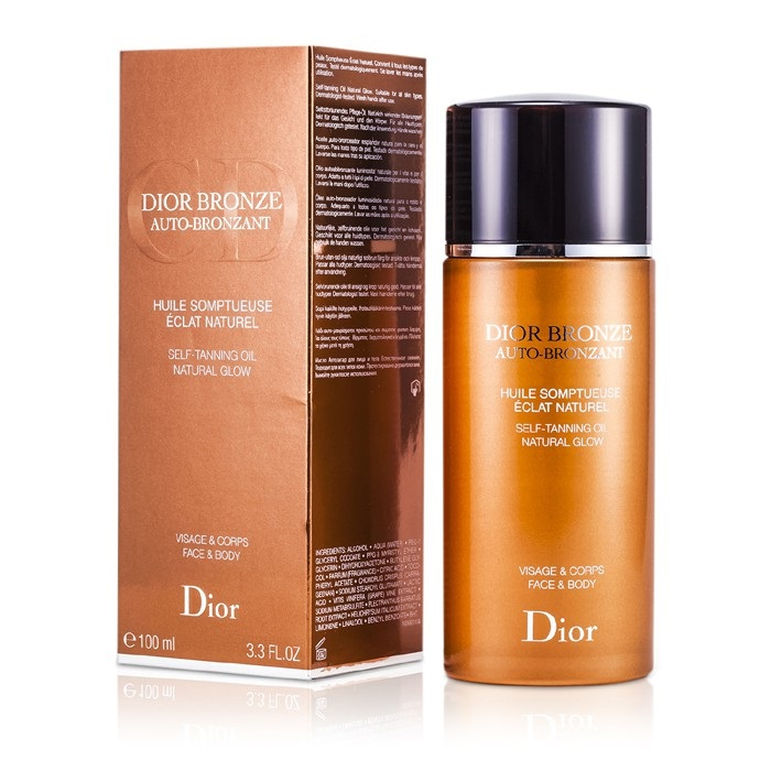 7b0d2ccb9 Christian Dior Dior Bronze Self-Tanning Oil Natural Glow. Loading zoom