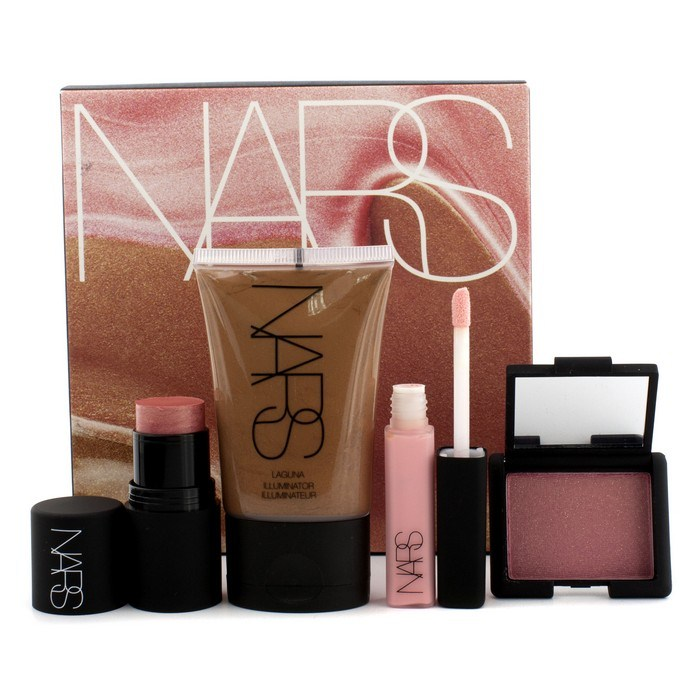 NARS New Zealand - Sea of Love MakeUp Set (1x Illuminator, 1x Mini ...
