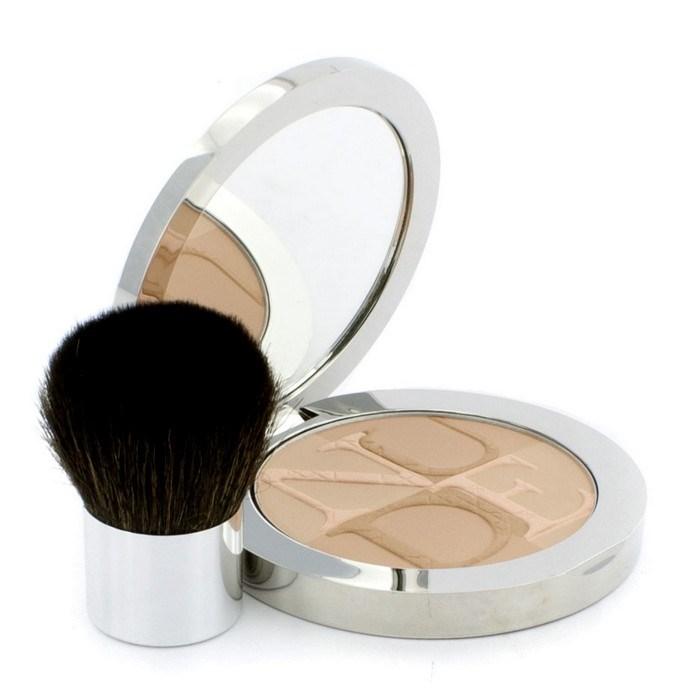 DiorSkin Nude Natural Glow Fresh Powder Makeup SPF 10