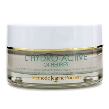 L Hydro Active 24 Heures Active Moisturising Comfort Face Cream Normal To Dry Skin Methode Jeanne Piaubert F C Co Usa