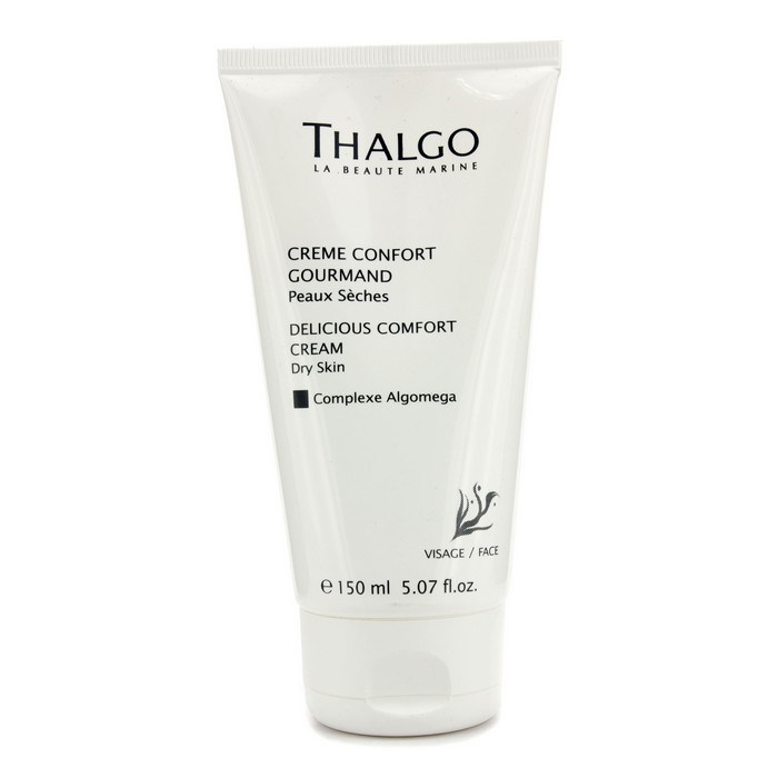 thalgo delicious comfort cream dry skin salon size fresh. Black Bedroom Furniture Sets. Home Design Ideas