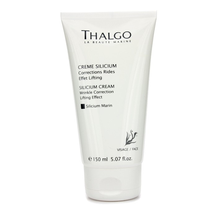 thalgo silicium cream wrinkle correction lifting effect salon size fresh. Black Bedroom Furniture Sets. Home Design Ideas