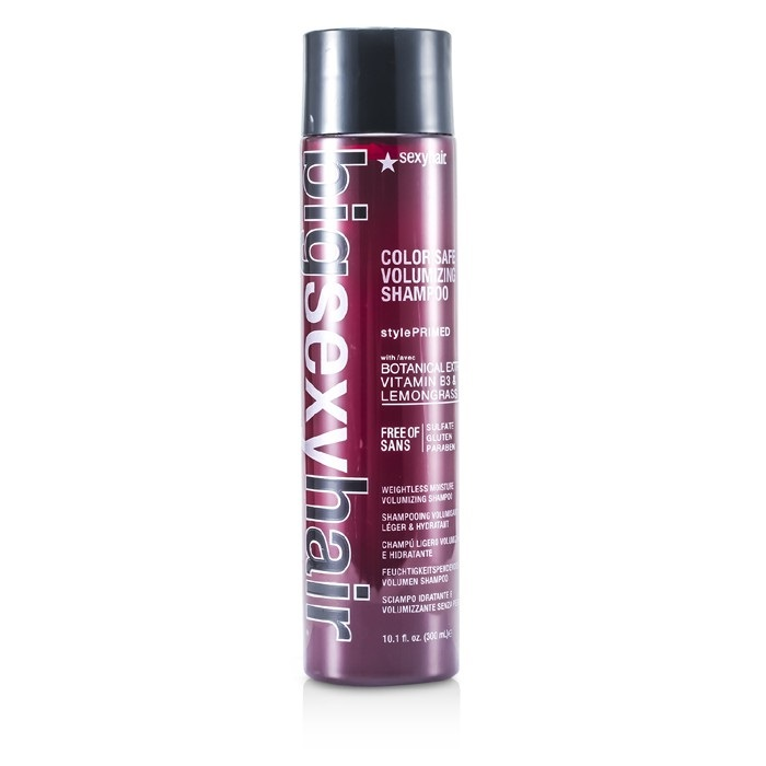 Big Sexy Hair Color Safe Weightless Moisture Volumizing Shampoo For
