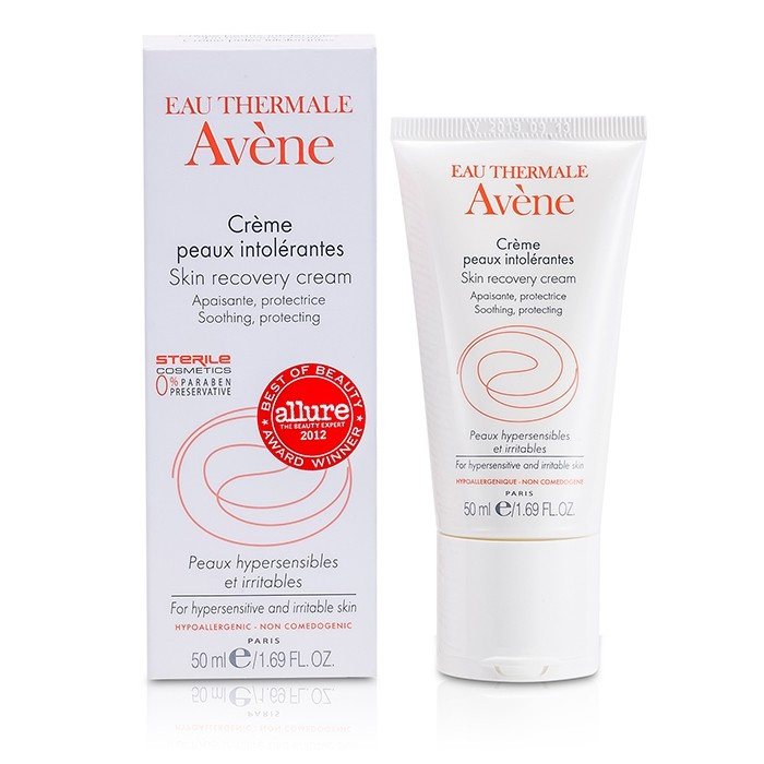 Avene Skin Recovery Cream Hypersensitive Irritable