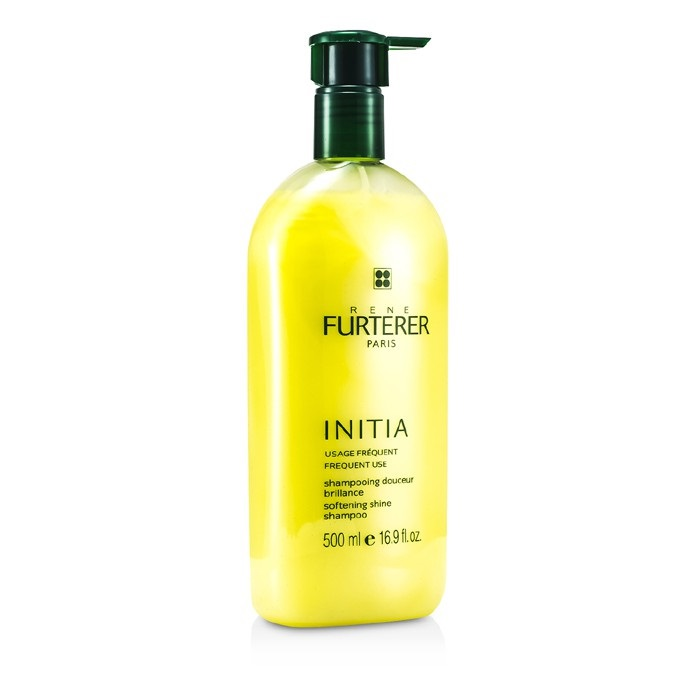 rene furterer initia softening shine shampoo frequent use all hair types fresh. Black Bedroom Furniture Sets. Home Design Ideas