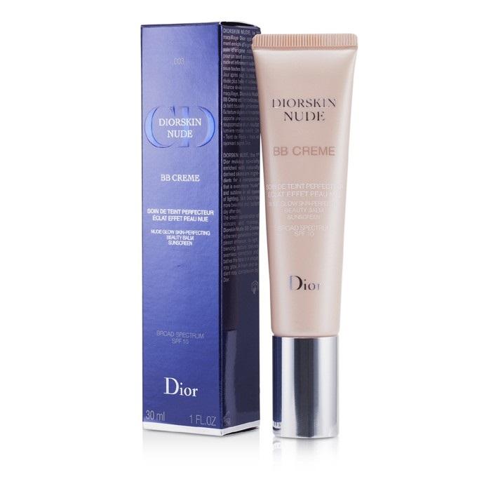 Dior - Diorskin Nude BB Creme Nude Glow Skin Perfecting