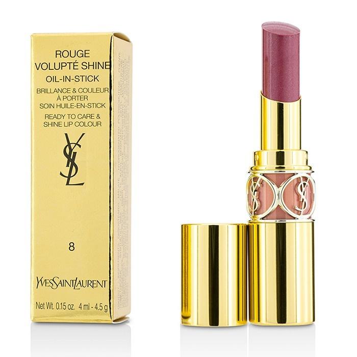 Yves Saint Laurent Rouge Volupte Shine 8 Pink In