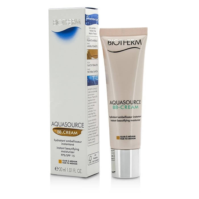 Biotherm Aquasource BB Cream - Fair to Medium L42363   Fresh™
