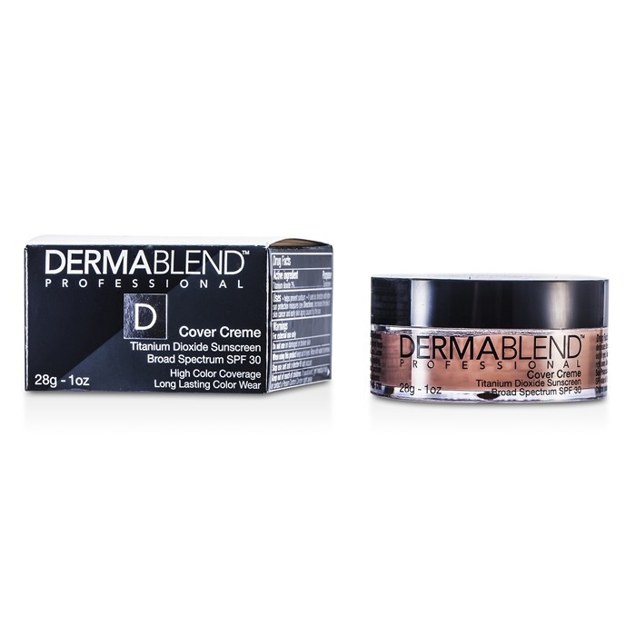 Dermablend New Zealand Cover Creme Broad Spectrum Spf 30
