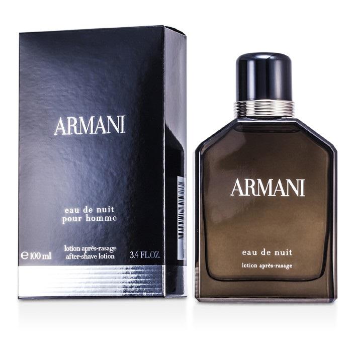 2407b42fa0a8 Giorgio Armani Armani Eau De Nuit After Shave Lotion. Loading zoom