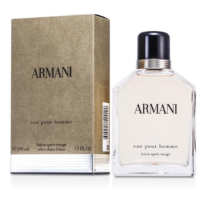 Giorgio Armani Armani After Shave Lotion New Version