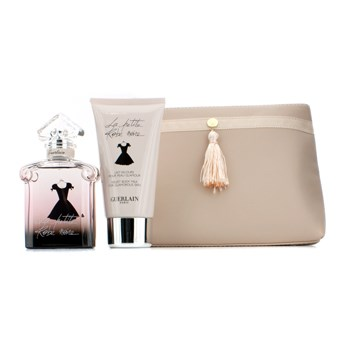 8f56a6a8e17 La Petite Robe Noire Coffret  EDP Spray 50ml 1.6oz + Velvet Body Milk  75ml 2.5oz + Bag - Guerlain