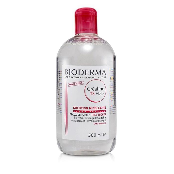 bioderma sensibio crealine ts h2o micelle solution for very dry skin fresh. Black Bedroom Furniture Sets. Home Design Ideas