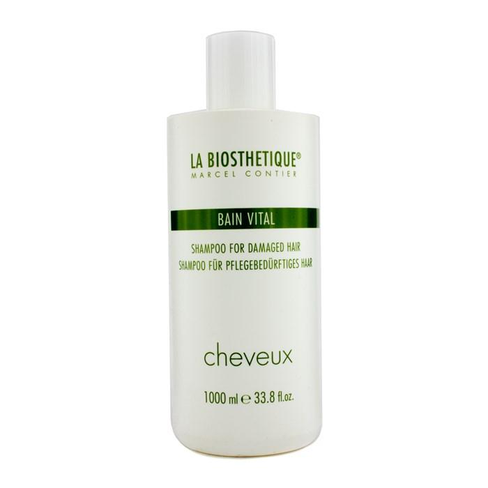 La Biosthetique Bain Vital Shampoo For Damaged Hair Fresh
