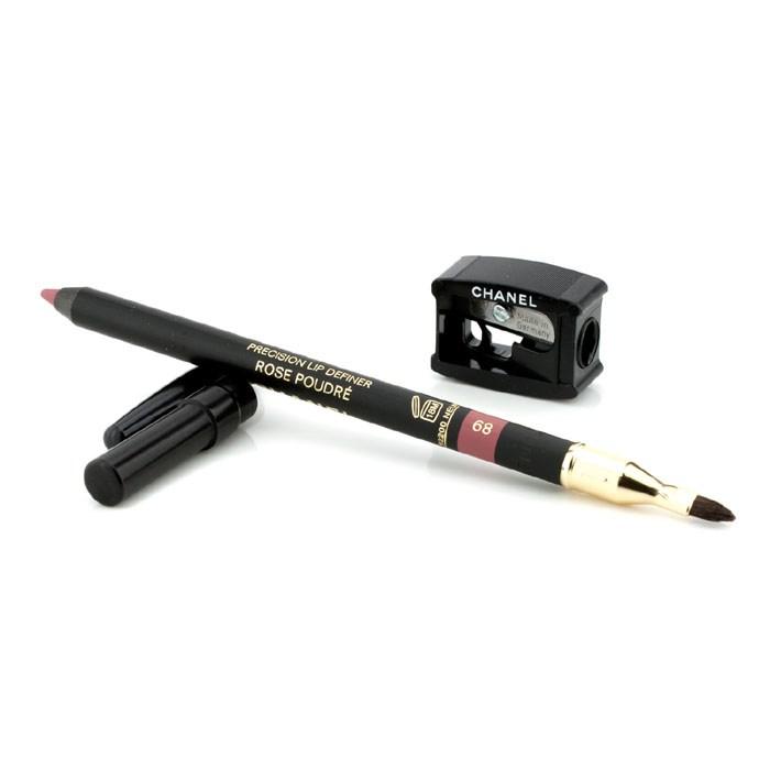 419d388a Chanel Le Crayon Levres - No. 68 Rose Poudre Makeup