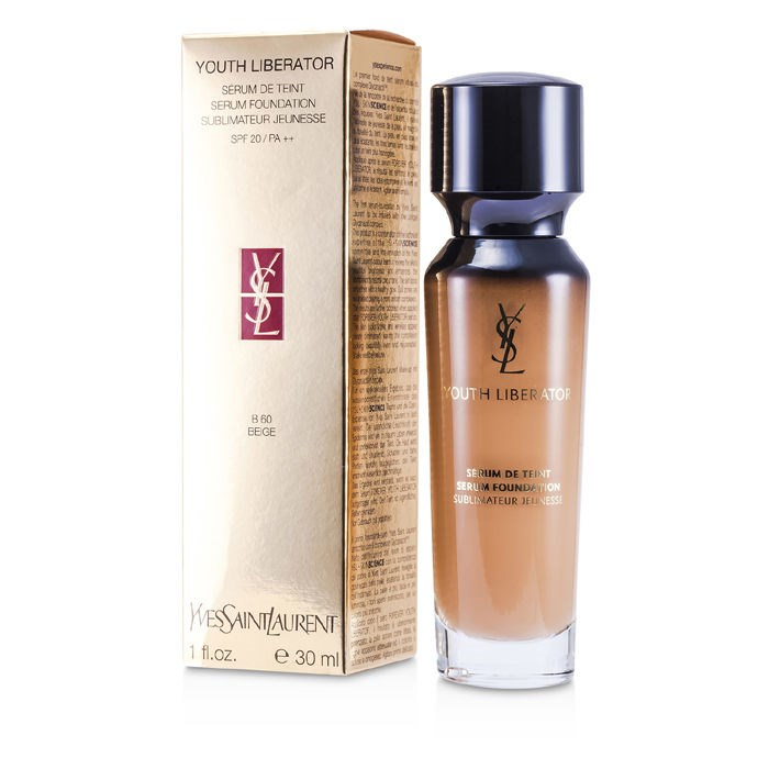 Yves Saint Laurent - Forever Youth Liberator Serum - 30ml/1oz O My! - Goat Milk Lip Balm Orange Sorbet - 0.15 oz. (pack of 2)