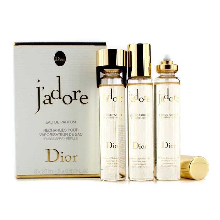 What Does J Adore Perfume Smell Like: Christian Dior New Zealand - J'Adore EDP Purse Spray Refills By Christian Dior