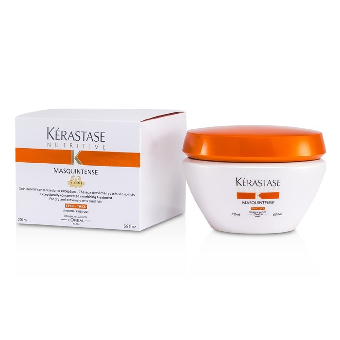 kerastase nutritive masquintense exceptionally concentrated nourishing treatment for dry. Black Bedroom Furniture Sets. Home Design Ideas